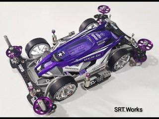 DCR01 Purple custom