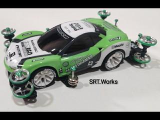 Raikiri custom Drift Racer