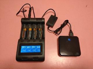zanflare C4 充電器