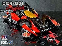 DCR-001 CRAYFISH