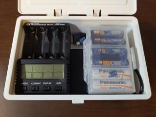電池関連ボックス