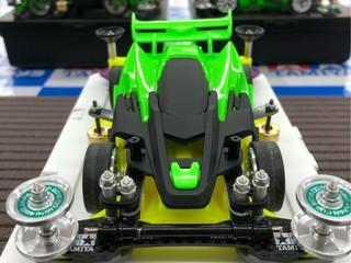 デクロス02蛍光グリーン