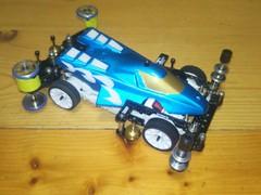 青いファイヤードラゴン(FMAR)
