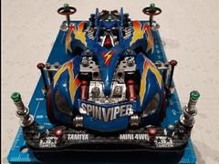 スピンバイパーパールブルーSPSP ver.2