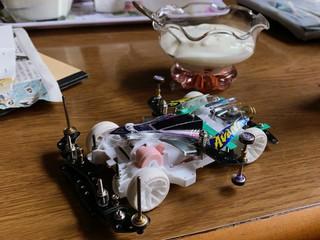 FMAR Prototype 「White Blossom」