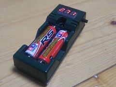 バッテリー放電器