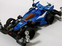 アバンテMk.3(ブレードライガー尻尾付)