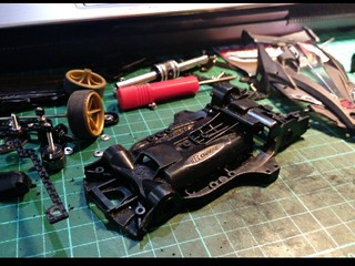 AR Chassis Azzure