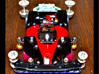フェラーリ風 ガズーレーシングTSO50