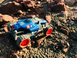 Dirt mini4wd