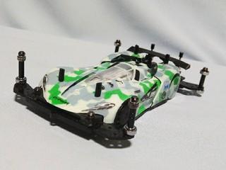 MAG-NEX TT-RⅡ《水無蛙》