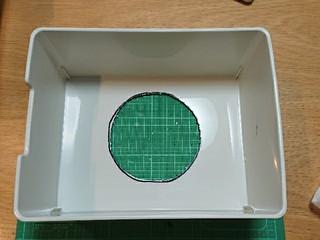手作り集塵機の写真【記録用】