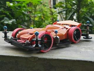 Lowdown copper fang