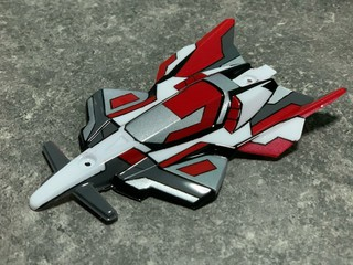 Winning Bird Gundam cowl