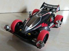 NEO-VQS type 3 chassis