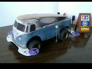 Matilda...... VolksWagen bus