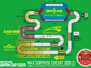 2020J-CUP コース