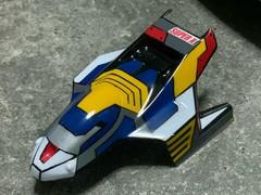 Thundershot Voltron cowl