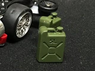 いい感じのサイズの携行缶
