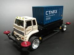 ゼロヨン トラック