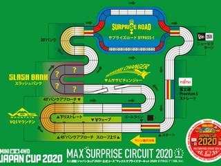 JC2020公式コース