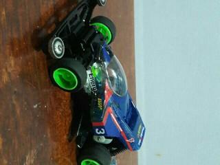 thunder shot super tz chassis