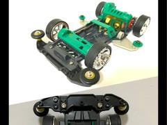 S1:フロントバンパーお手軽補強