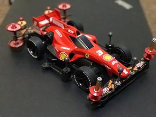 SHADOW SHARK Ferrari Style