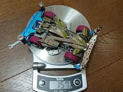制作中のヤベーやつ(フルメタル炭X)