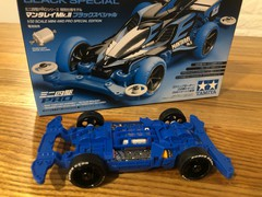 新車作り 始めました。