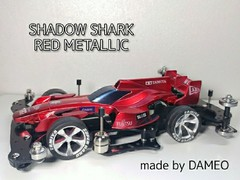 SHADOW SHARK RED METALLIC