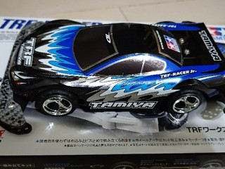 TRF-RACER Jr. BLACK SPECIAL