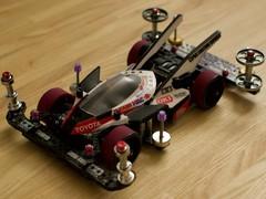 サンダーショットMk.II with VZ chassis