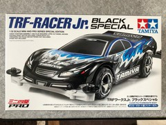 TRF -RACER jr. black special