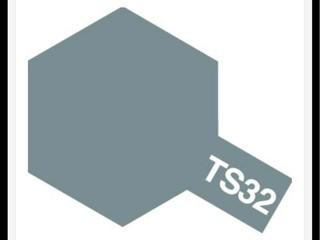 TS-32 ヘイズグレー hazegrey
