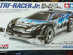 TRFーRACER Jr.BLACKSPECIAL