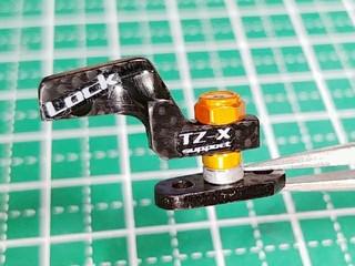 TZ-X用 ワンタッチロック