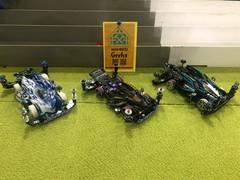 mini4WD  Geeks サーキット &新車作成中報告