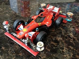 Shadow Shark Formula F1