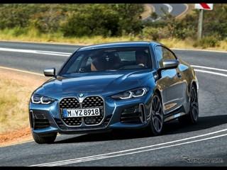 BMW 4シリーズクーペ 新型