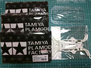 ピットタオル(TPF限定ブラック)/AR強化シャーシ/クリボ[2015/5/2]