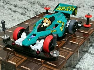 5号車v2.0:犬四駆typeG(S2)