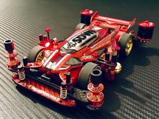 Battle Evolution Red RR'