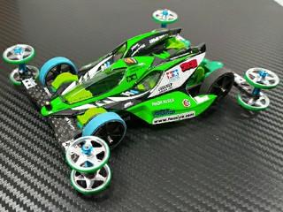 Italian S2 top speed