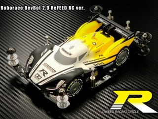 Roborace ReFEED RC ver.