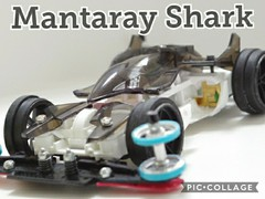 Mantaray~ Shark Edition~