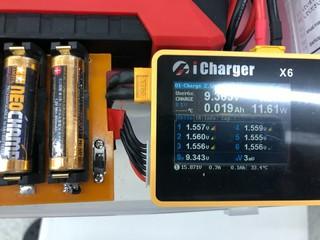 i charger アイチャージャー 2A6セル