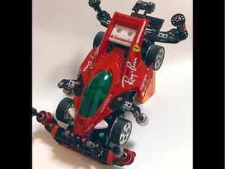 サンダーショットMk2 フェラーリ2017(ver 2.2)