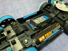 電池ホルダーレス化(MSフレキ)