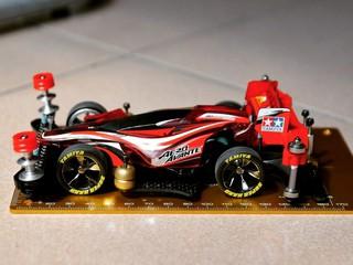 Aero Avante Red Special.